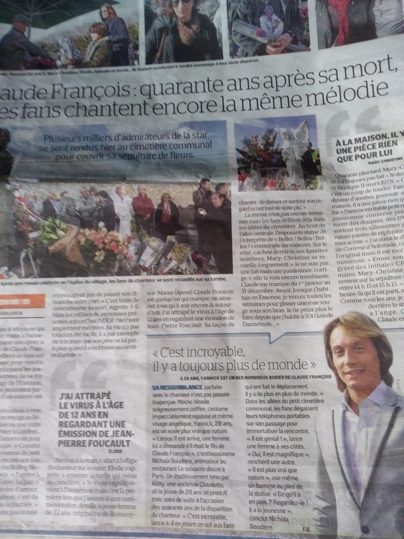 Article De Presse 2