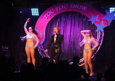 Cabaret Artishow Paris